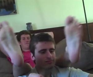 Boys Feet Tickling8