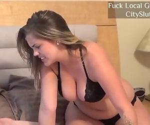 Busty Stepsister Caught her..