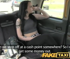 FakeTaxi Teen Gets what she..