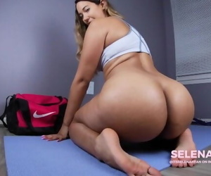 Thick Latina Booty Workout: Ass..