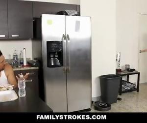 FamilyStrokes - Step-Daughter..