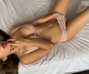 Romantic Sex with Girl with Big..