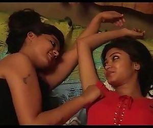 Indian Girls Kissing - 1 min..