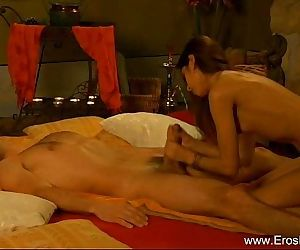 Sensual Artistic Fellatio From India - 6 min