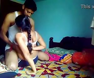 Desi Indian wife cheating..