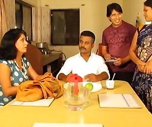 Indian Maid Enjoying with her Lover - 11 min