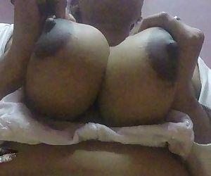 Indian Babe Lily Big Juicy Boobs - 2 min HD