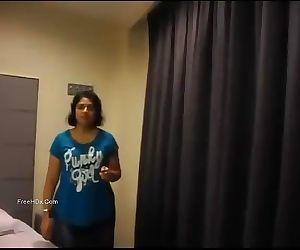 Jio Employee Se in hotel room