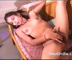 Indian GF Hairy Pussy