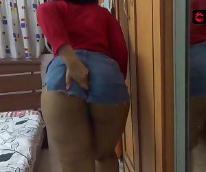 Mallu girl's big ass