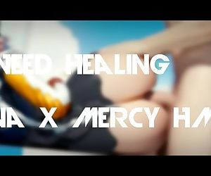 I Need Healing - Overwatch HMV..