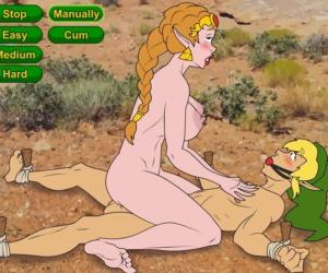 Legend Of Zelda Four Sluts