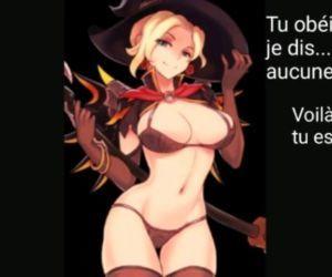 JOI French - Mercy Overwatch CEI..