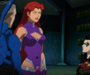 Justice League vs. Teen Titans -..