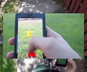 Pokemon Go POV