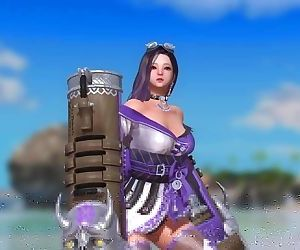 Dead or Alive 5..