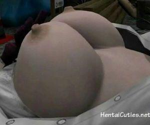 Delicate hentaicutie fucked by a..