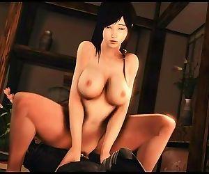 Kokoro & Tina..