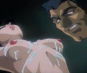 Anime Maid Titfuck Surprise..