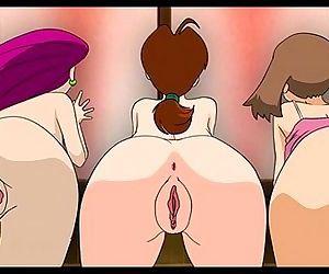 pokemon Hentai 5 -..