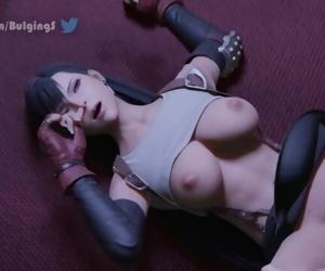 Tifa Lockhart fucked