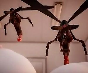 3D Lilia Insect..