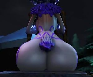 League of Legends Big Ass Sex :O