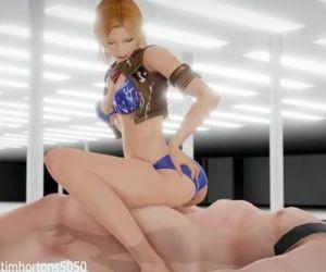 Dead or Alive Tina Armstrong Hentai Porn