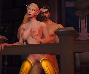 SFM World of Warcraft 1° Compilation