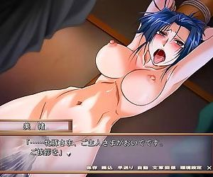 Japanese video game tickling 01