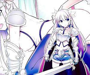 Flower Knight Girl NSFW Hentai Game Trailer