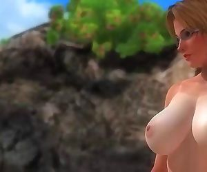 Horny big tits blonde 3d best pc porn games