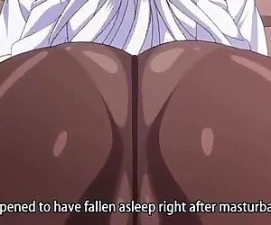 SCHOOLGIRL KNIGHT PURE WHITE PANTIES EP1 - 5 min