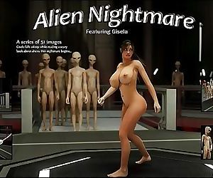 BlackadderAlien Nightmare 4 min HD