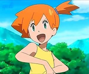 Pokémon Misty best hentai complitaion 4 min HD