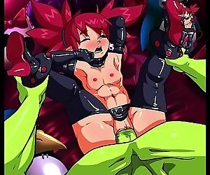 Disgaea: Etna The Succubus Gets Fucked By Green Horc 8 min HD