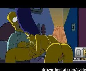 Simpsons Porn - Sex Night - 6 min