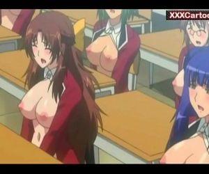Professor fuck his students hentai porn - 7 min