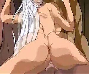 Hentai Sluts GangBang - 17 min