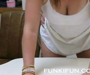 I FUCK MY SISTER ON THE KITCHEN TABLE - BITCH LOVES IT!! - 7 min