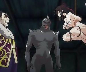 Kunoichi Peony anime part1 14 min HD
