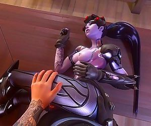 overwatch hentai animation 8 sec