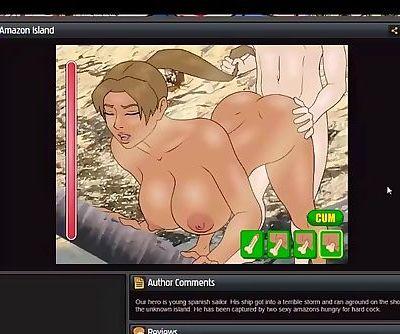 SEX IN THE JUNGLE - HENTAI 3D VR