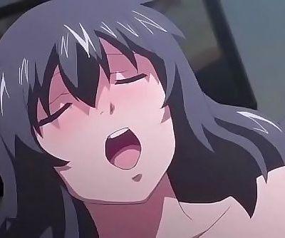 Este hentai me hizo llorar por las dos cabezas 7n7 16 min