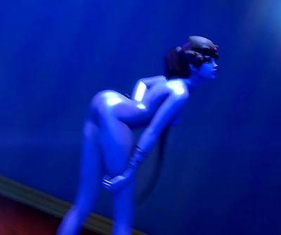 Widowmaker Sexy Dance by mikupiku