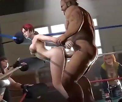 Huge big tits girls get fucked hard best 3d fuck