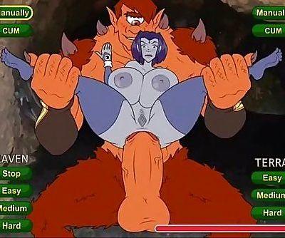 MeetnFuck: Milf Titans 2 - 7 min