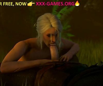 Night sex on the nature. Xxx game