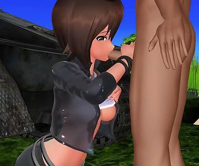 MMD Sexqueen Maho R-18