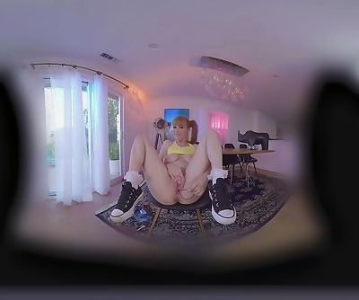 Pokemon Ho With Penny Pax In Virtual Reality
